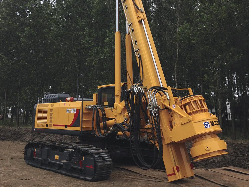 XR180L旋挖鉆機