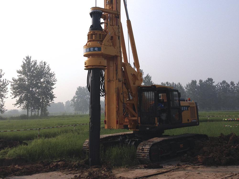 XR200L旋挖鉆機